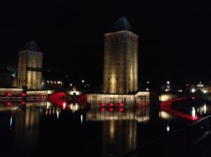 River in Strasboug