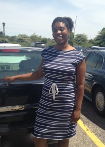 This is a Nautica dress from the outlet mall.